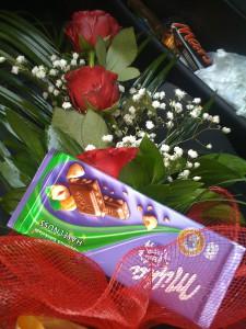 Cveće i čokolada