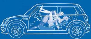 7+1 saveta za siguran sex u autu - Poza u autu